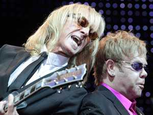 One hell of a ride ends in style in final Elton John tour