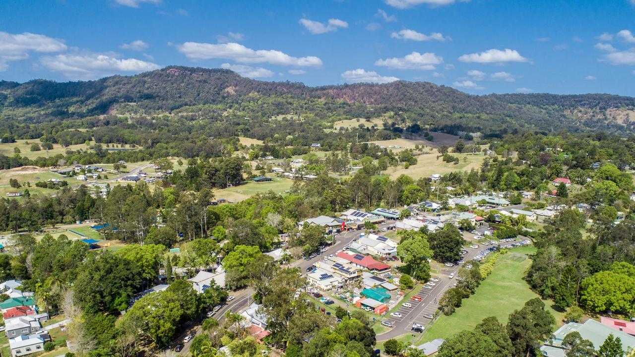 HOT PROPERTY: Domain is advertising five properties near Nimbin which are listed for more than $1,000,000. Photo: Supplied