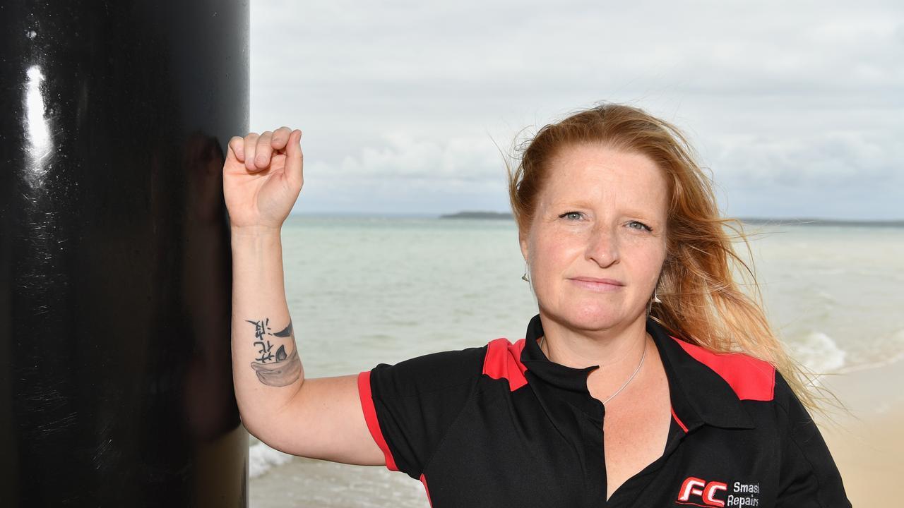 Liz Carter - whale / dolphin activist.