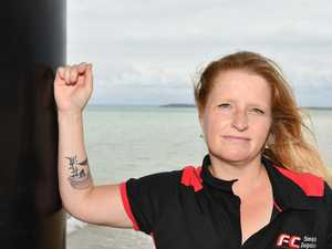 Bay mum continues crusade against dolphin slaughter