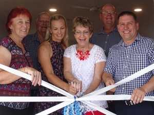 New community hall opens at Curtis Island