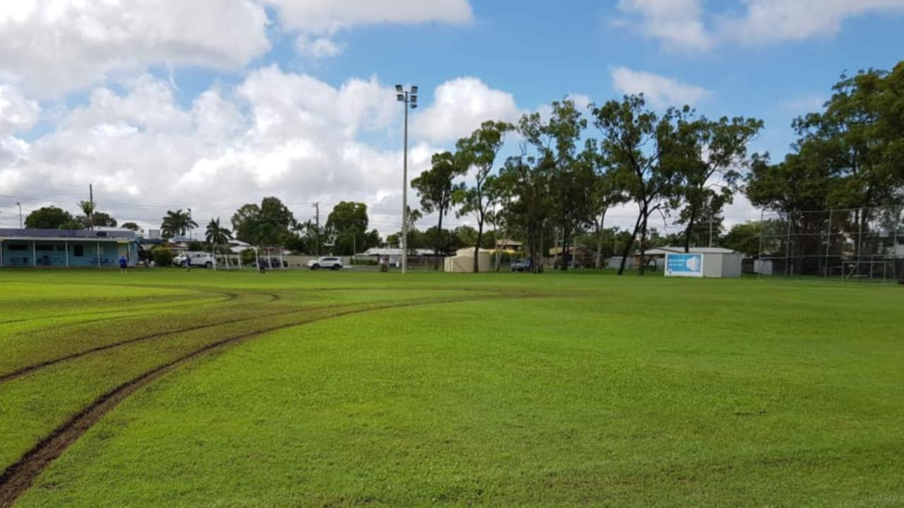 Hoons tore up the Bluebirds United Football Club fields on Thursday night.