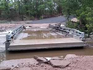 $6 million floodproof bridge not 'justified'