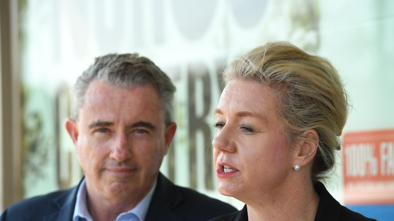 Federal Member for Page Kevin Hogan and controversial Senator Bridget McKenzie in the region last year for the $30 million expansion of the Norco Ice- Cream Facility, made possible by a Federal Government investment of $15 million.