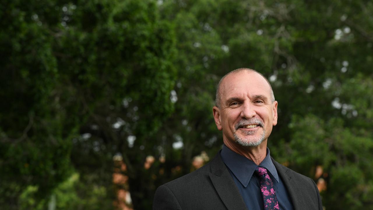 St Edmund's College acting principal Ray Celegato.