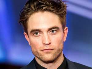 First look at Rob Pattinson as Batman