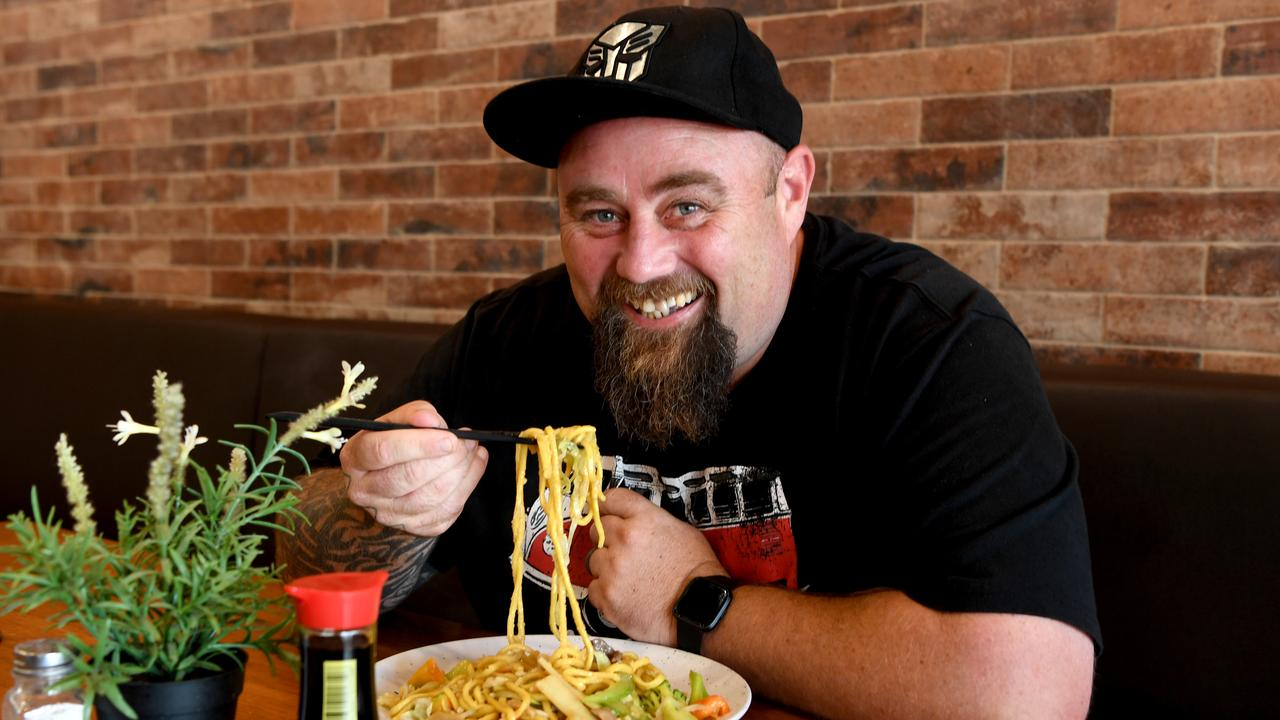 Nathan O'Connor knows all the best eateries in Central Queensland