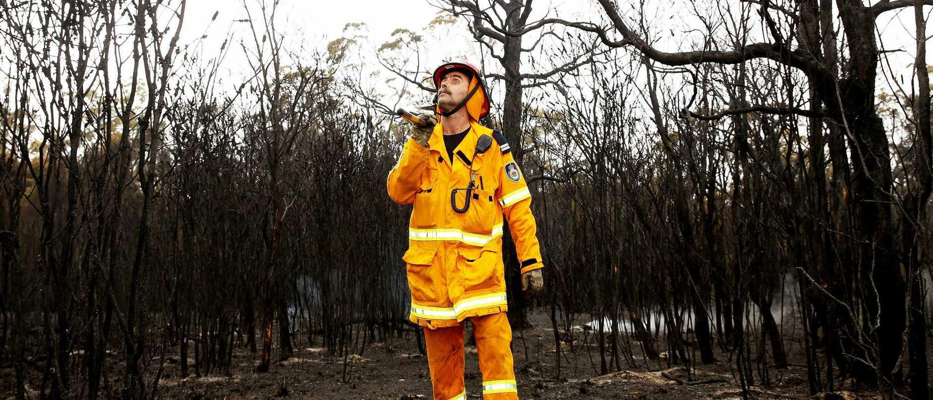 Bushfire - Neath