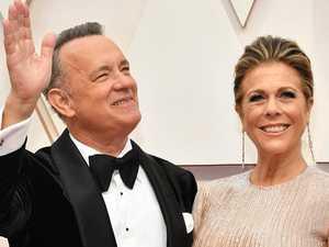 Tom Hanks' partner Rita Wilson in performance exclusive