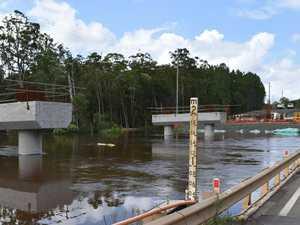 Coondoo Creek bridge latest information