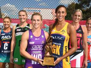 Australia's top netballers win minimum wage rise