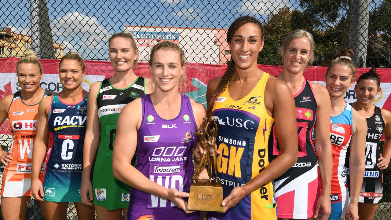 Australia's netballers have won a minumum wage rise. Picture: AAP