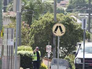 REVEALED: Why police shut down suburb in hunt for man