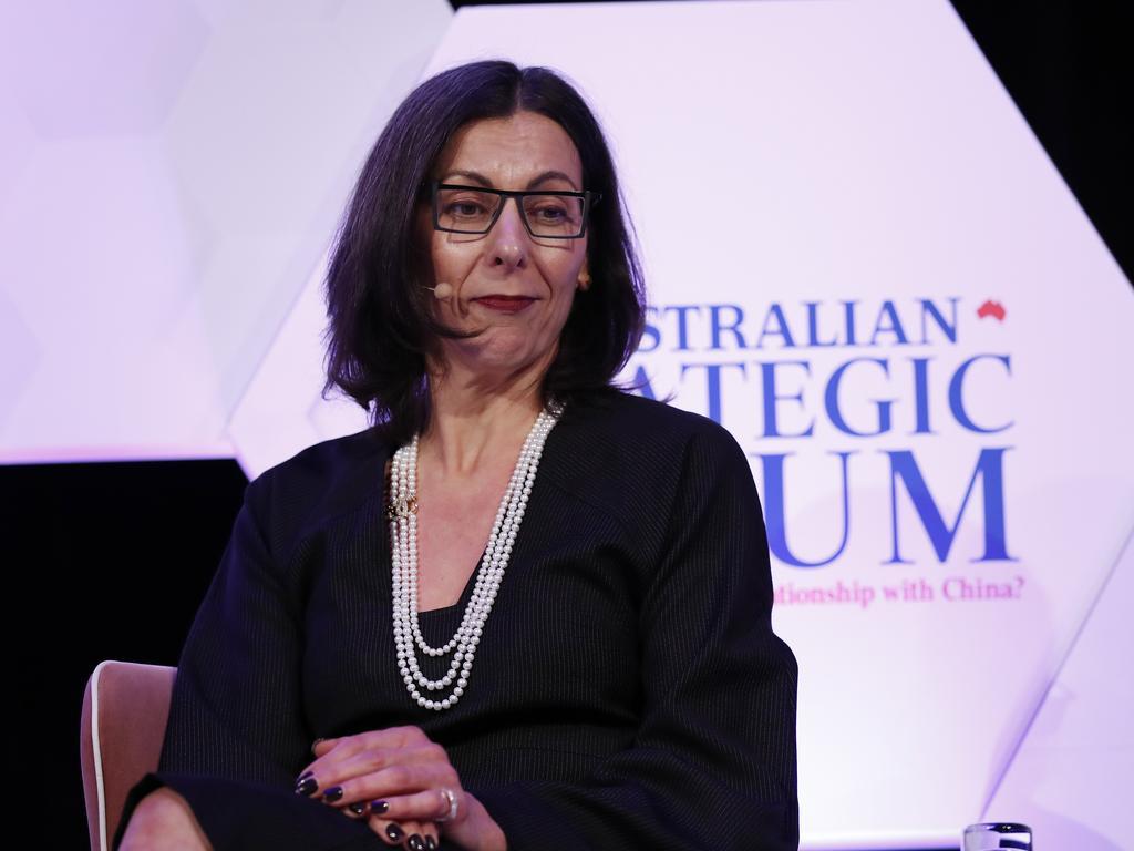 CEO of Australia-China Business Council, Helen Sawczak. Picture: Nikki Short