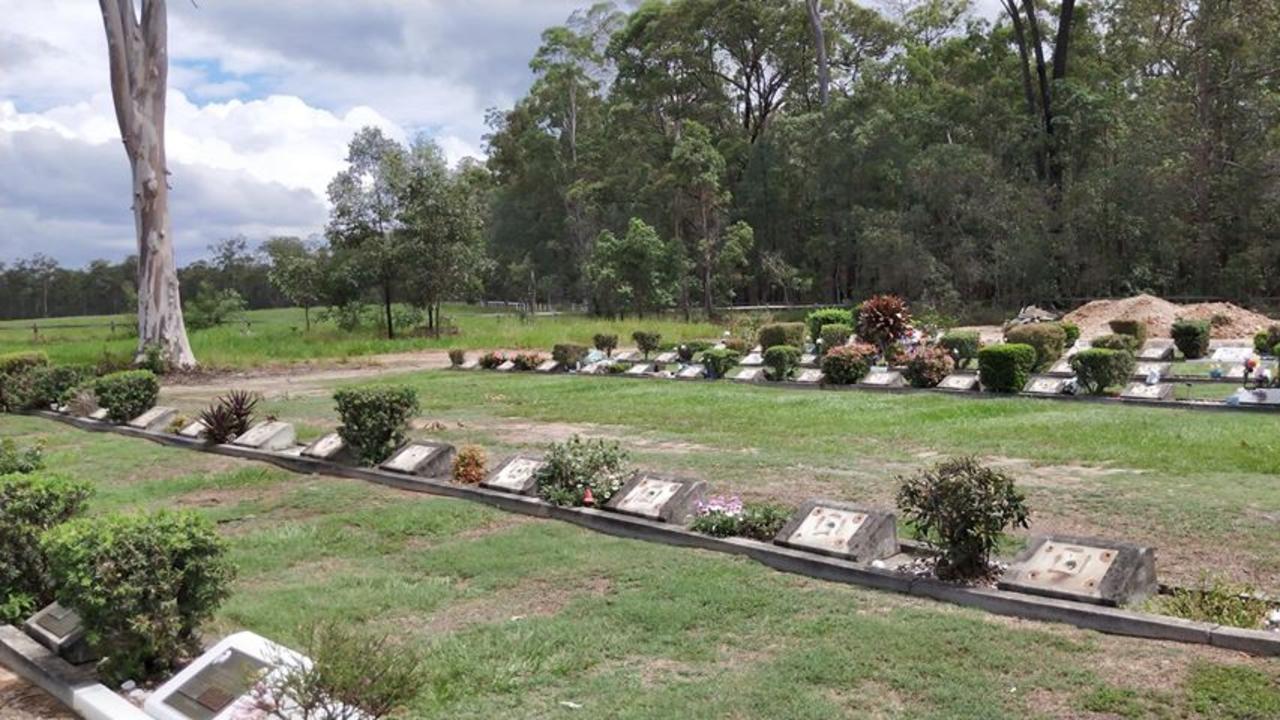 Deception Bay Cemetery. PHOTO: FILE IMAGE