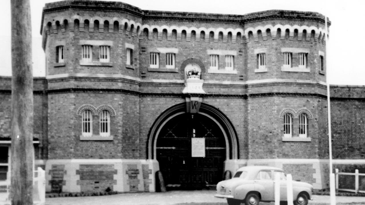 Grafton Jail at Grafton in circa 1959 photo. Picture: News Ltd Archive (copyright)