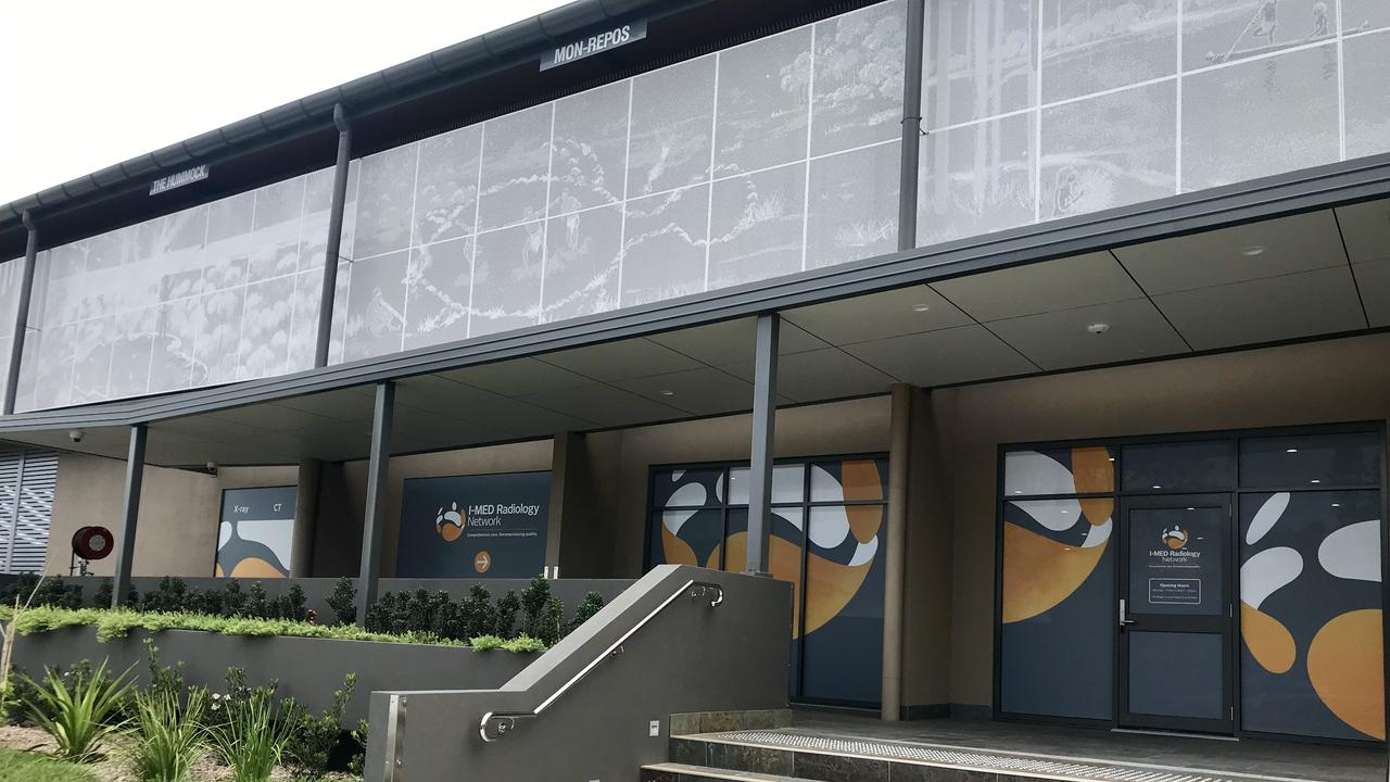 HEALTHY MOVE: The I-MED Radiology clinic is now based at the Bundaberg IWC.
