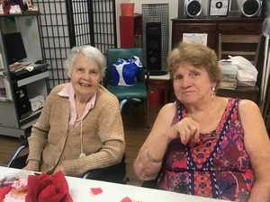Valentine's Day at Proserpine Nursing Home