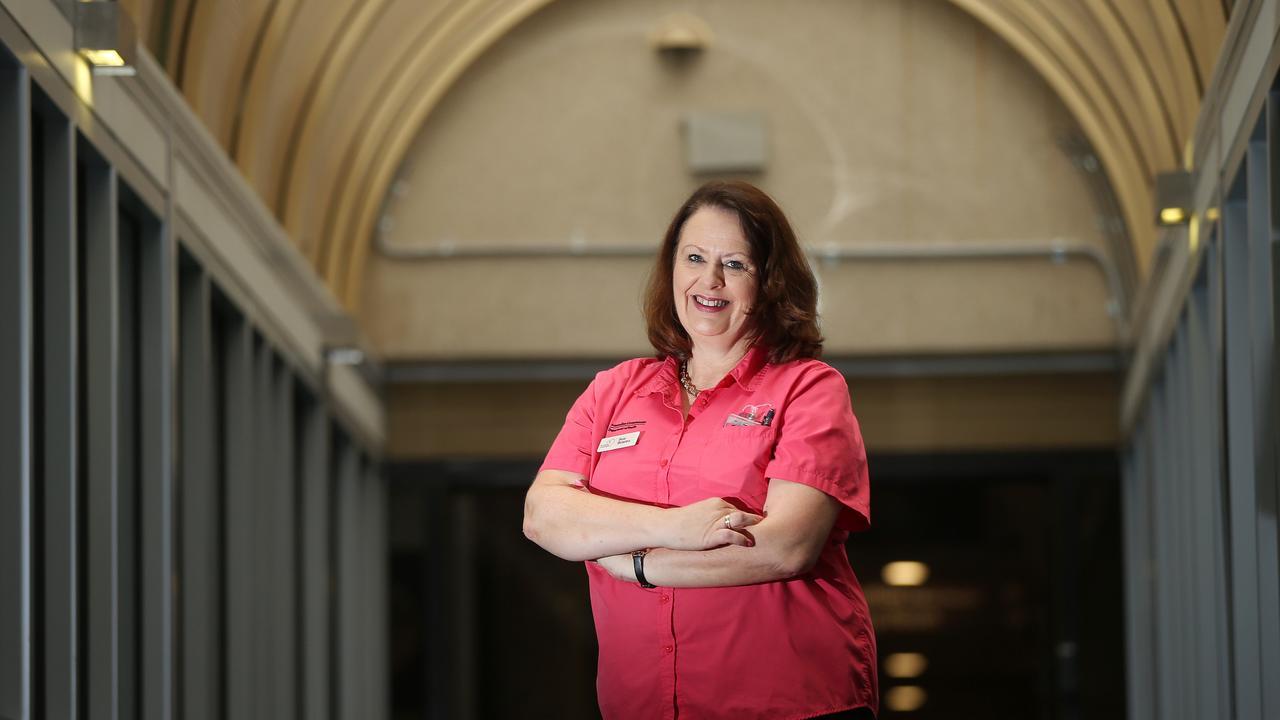 McGrath Foundation breast care nurse Sue Bowles. Picture: Alison Wynd