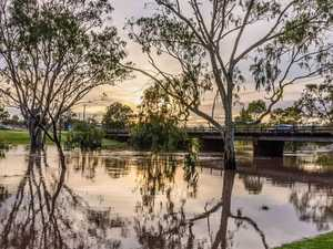 FLOOD WATCH: Downs urged to prepare as more falls predicted