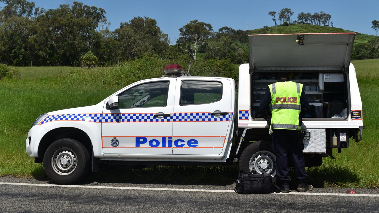 Police managed traffic after a fatal crash on Hay Point Rd, near Alligator Creek. Generic. Photo: Zizi Averill