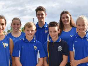 14 Gympie swimmers to take on Qld's best at sprint champs
