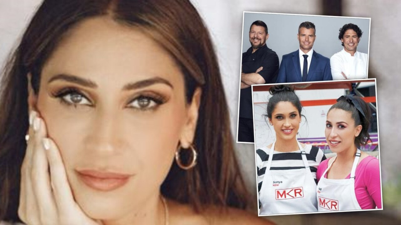 MKR villains Sonya and Hadil, who were 'excused from the table' by judge Manu Feildel, have spoken for the first time about how they felt they were mistreated.