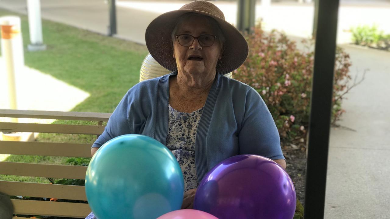 Rose Plemenuk celebrated her 82nd birthday today at Proserpine Nursing Home.