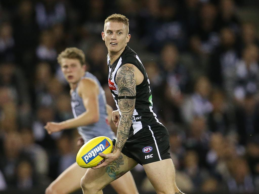 Dayne Beams sustained minor injuries in the accident.