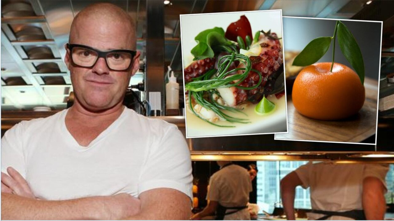 Before creditors meet to discuss Heston Blumenthal's failed high-priced eatery at Crown in Melbourne, we can reveal why the chef's golden goose was burnt.