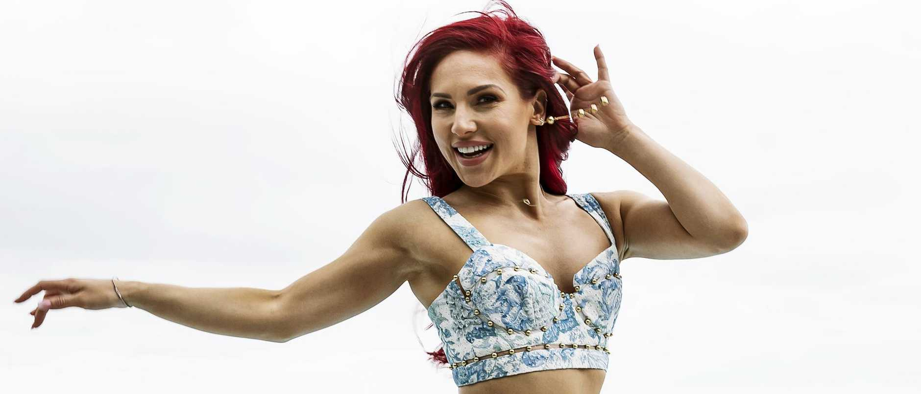 Sharna Burgess has almost 1 million followers on social media, counts Hollywood celebs among her biggest fans and might just be our next Bachelorette.