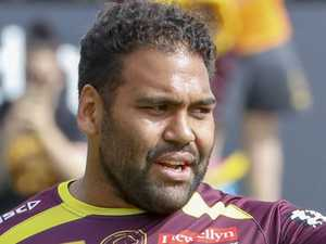 Thaiday: 'I can see and feel what Darius is going through'