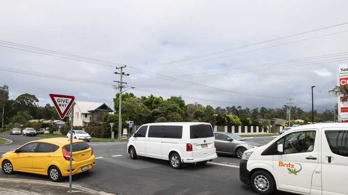 Round we go again! Report recommends Yamba traffic lights