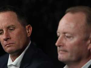 Concerns for ex-Crows coach's mental health revealed
