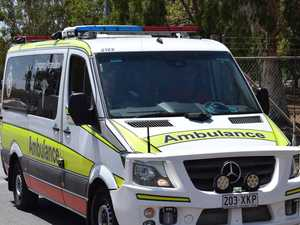 Two crashes, six patients taken to hospital