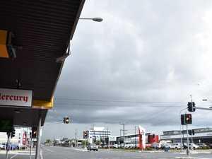 How much rain Mackay has received so far
