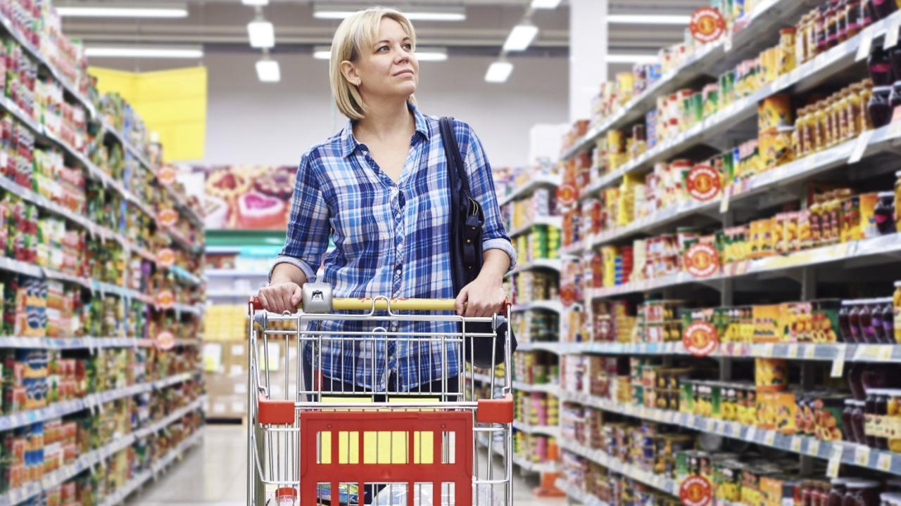 Groceries are often the biggest item in the family budget, but making a couple of changes to how you buy them can make a big difference.