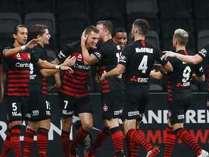 Wanderers grounded by Jets fightback