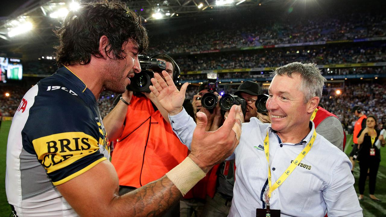 Johnathan Thurston left an impossible void. Photo: Adam Head