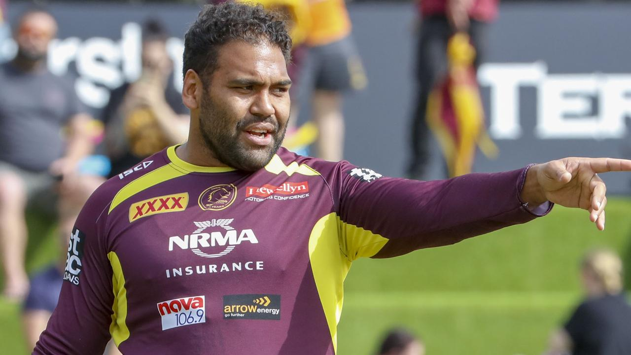 Former Broncos skipper Sam Thaiday has been there, done that.