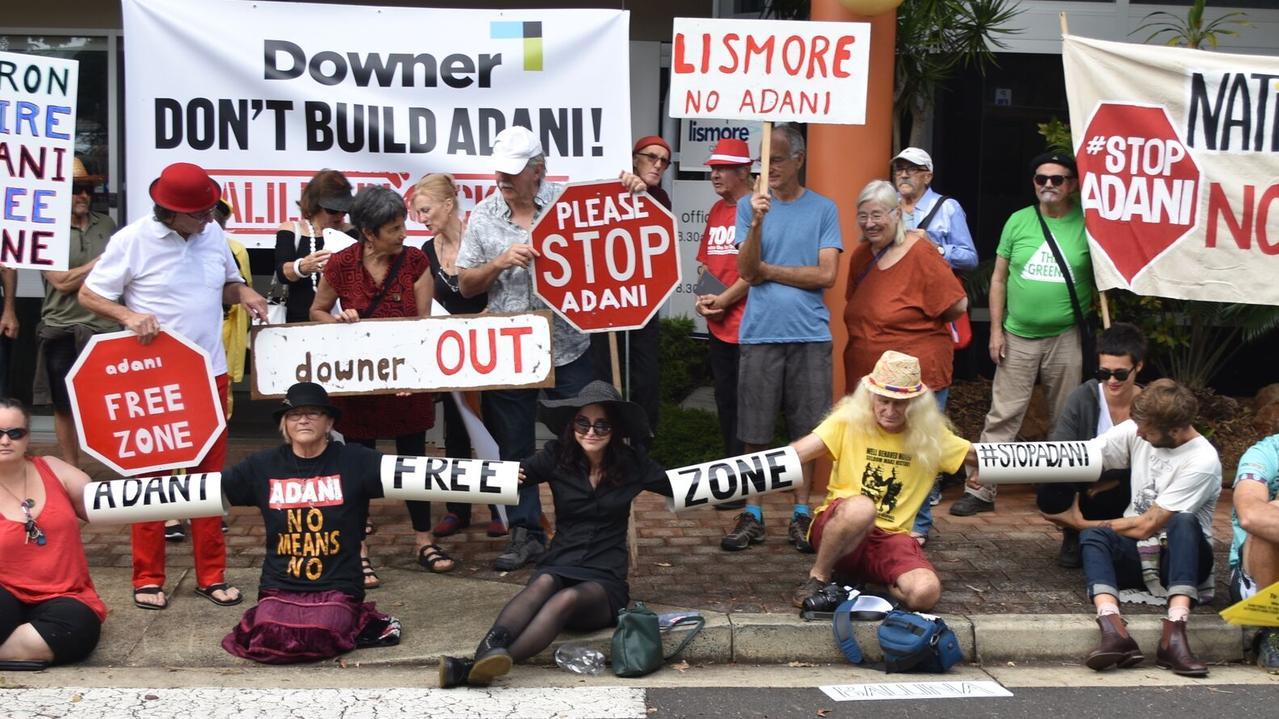 Galilee Blockade protestors.