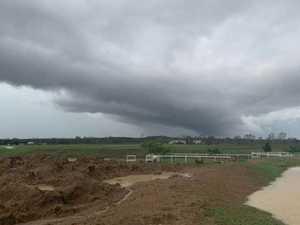 Floods, heavy rainfall relieve drought-stricken family