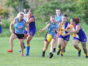 Wide Bay Womens AFL - Bay Power V ATW