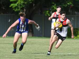 CAPRICORNIA AFLX CHALLENGE: BITS' Coby Morley with