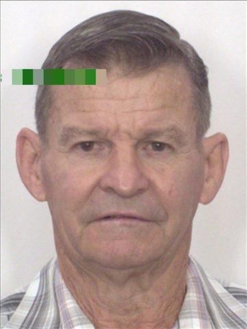 Robert Walker was last seen at an address on Morning St but has not been seen since.