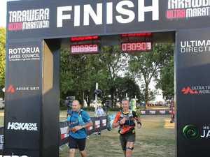 Kingaroy athlete completes 100-mile ultramarathon
