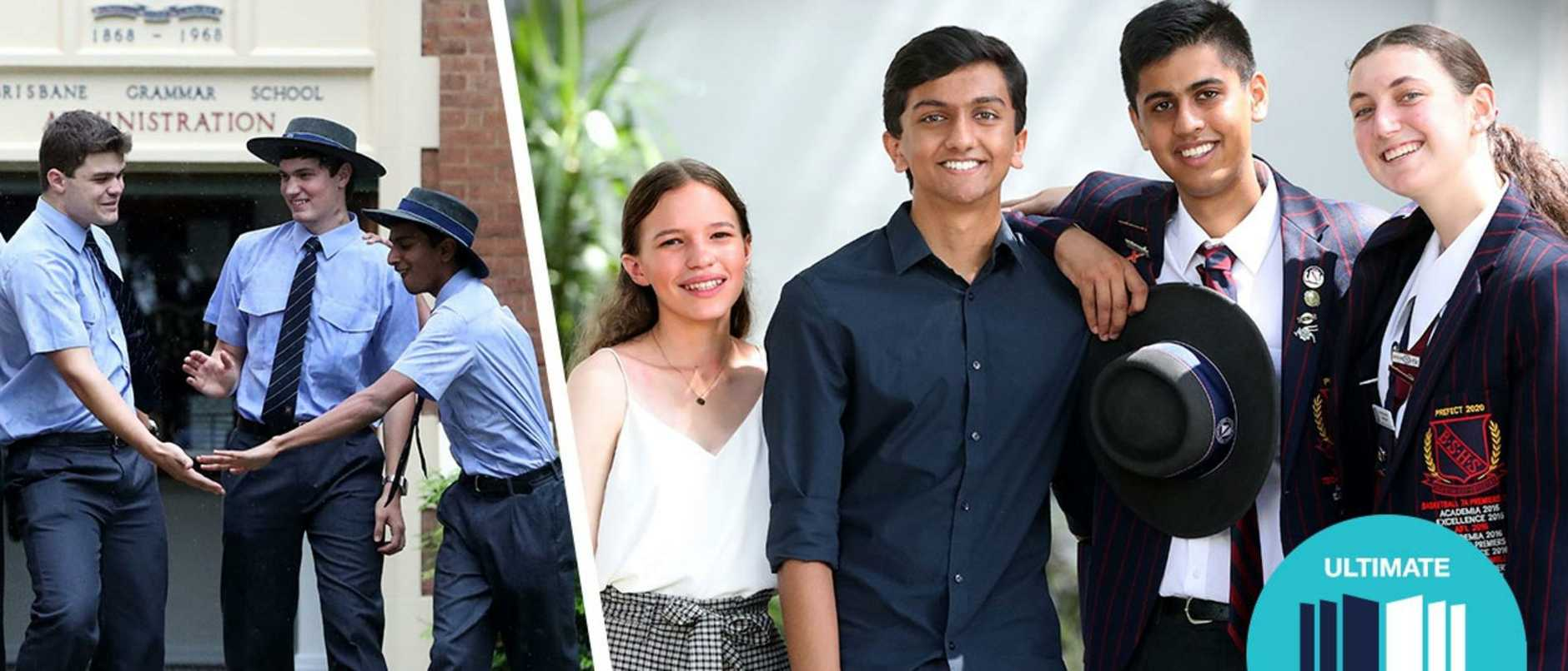 Two public schools have toppled private schools to take the crown of the best performing OP schools in Year 12 results. SEARCH HOW YOUR SCHOOL RANKED