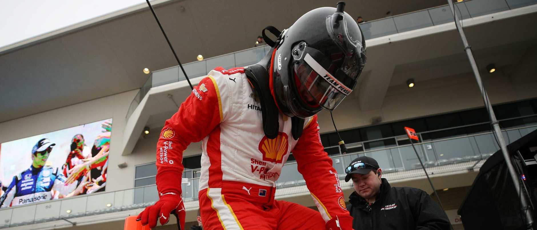 2020 NTT IndyCar Series Testing