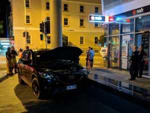 Tradie, daughter caught up in teen carjacking spree