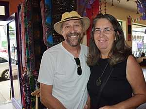 GALLERY: Helping out the Hippy Shop